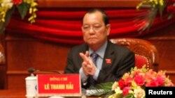 Ông Lê Thanh Hải - đương kim Bí thư thành ủy TP. Hồ Chí Minh - nhân vật còn được giới quan chức cấp quận huyện sở ngành tại thành phố này gọi bằng biệt danh 'Anh Hai'.