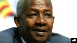 乌干达外长、候任联合国大会主席库泰萨。(资料照)