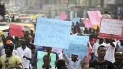 مردم نیجریه معترض به افزایش قیمت سوخت