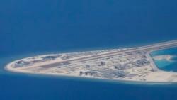 VOA连线(乔栈):南中国海局势紧张之时,三艘俄军舰到访马尼拉