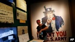 Postavka Nacionalnog muzeja Drugog svetskog rata u Nju Orleansu