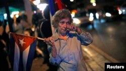 Người Cuba lưu vong ở Miami phản đối việc nối lại bang giao giữa Hoa Kỳ và Cuba