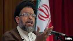 محمود علوی وزیر اطلاعات ایران