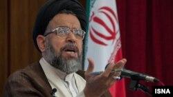محمود علوی، وزیر اطلاعات جمهوری اسلامی