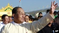 Wakil Presiden Tin Aung Myint Oo mengundurkan diri, setelah Presiden Thein Sein merombak kabinet untuk mendorong reformasi (foto: dok).