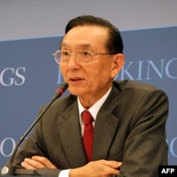 前台湾行政院副院长邱正雄