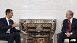 Визит специального посланника США в Сирию