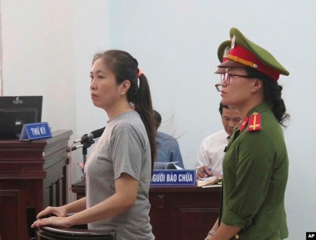 Mẹ Nấm là 1 trong số 7 trường hợp mà Thượng Nghị sỹ Ngô Thanh Hải nêu ra trong bức thư gửi Thủ tướng Trudeau trước chuyến thăm đến Hà Nội để chứng minh cho những quan ngại của ông về tình hình nhân quyền Việt Nam.
