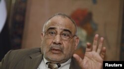 PM Irak Adel Abdul-Mahdi (Foto: dok).