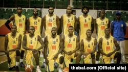 AS Police Mali, equipa de basquetebol que vai participar na BAL em Kigali, Ruanda.