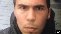 这个男子据信是元旦袭击伊斯坦布尔一个夜总会打死39人的枪手。