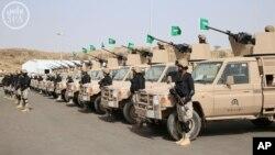 پلیس ویژه عربستان - آرشیو