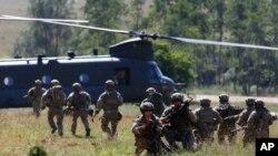 Американские военные (архивное фото)