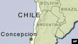 چلی میں زلزلے کا ایک اور طاقتور جھٹکا