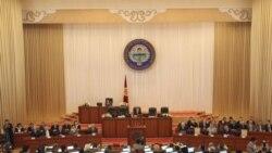 ائتلاف چهار حزب در پارلمان قرقيزستان