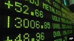 华尔街股票交易市场