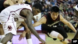 Jeremy Lin played college basketball for Harvard.