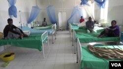 Sanatorio de Malanje