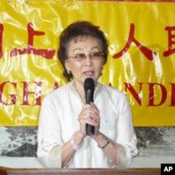 南加州华人社团联合会主席张素