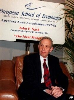 Obit John Nash