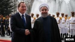 دیدار نخست وزیر سوئد و رئیس جمهوری ایران کاخ سعدآباد در تهران