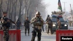 افغان امنیتي ځواکونه