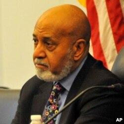 Ο συμπρόεδρος της Αμερικανικής Επιτροπής Ελσίνκι, Γερουσιαστής Alcee Hastings