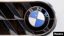 Logo BMW di Zurich, Swiss, 10 Juni 2016. (Foto:Dok)