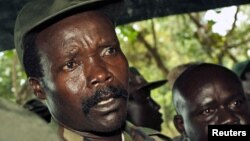 FILE - Joseph Kony (2006 photo).