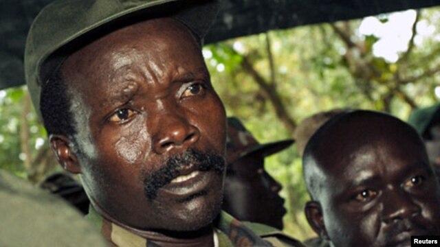 FILE - Joseph Kony (2006 photo).