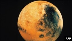 On Mars Day, The Red Planet Takes Center Stage