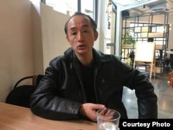 香港紀錄片導演聞海(VOA)