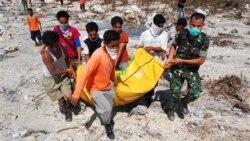 شمار کشته شدگان سونامی و انفجار آتشفشان در اندونزی از مرز ۴۰۰ تن گذشت