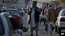 گفته می شود بیش از یک میلیون معلول در افغانستان وجود دارد
