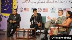 امریکی سفارتخانے اور اعلیٰ تعلیم کے پاکستانی ادارے '' ایچ ای سی'' کی جانب سے منعقدہ ایک سیمینار