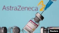 Ilustrativna fotografija vakcine AstraZeneca.