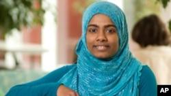 Ferris State University Student Nabila Taufiq