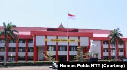 Polda NTT didesak sejumlah pihak segera memproses hukum pelaku TPPO anak untuk tujuan seksual yang mandek sejak Juni 2021 lalu. (Foto: Courtesy/Humas Polda NTT)