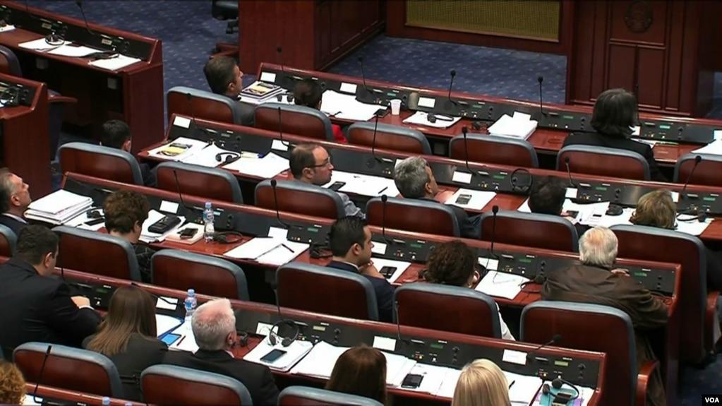 Maqedoni, parlamenti debaton për riformatimin e kabinetit qeveritar
