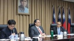 台陆委会主委:台湾当前危机是中国设定了统一进程