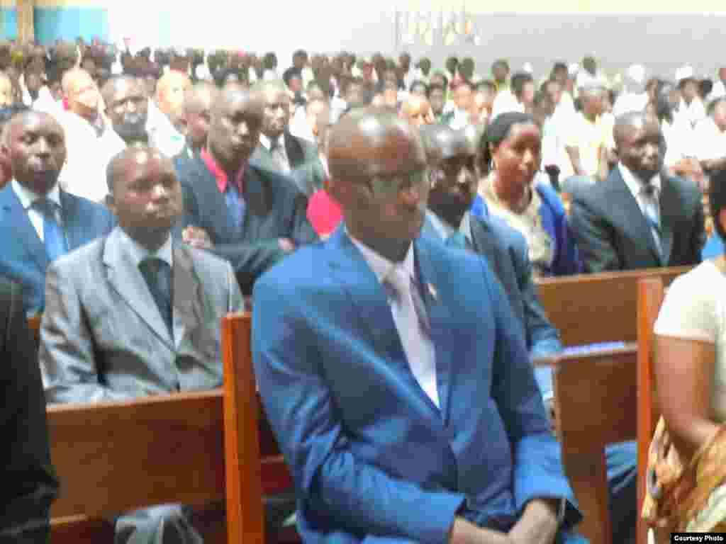 Sherehe za Siku ya Umoja wa Burundi 2016