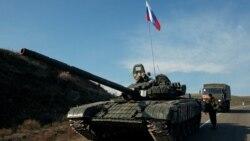Ruski vojnici u zoni sukoba Azerbejdžana i Jermenije