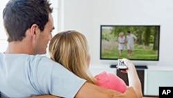 长时间看电视电脑有损心血管健康