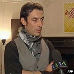 Umetnik Aleksandar Janjić