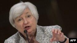 Direktur Bank Sentral AS Janet Yellen.