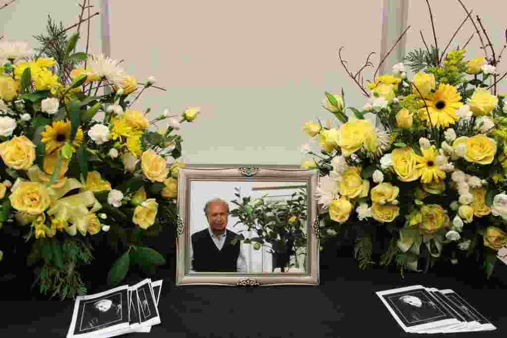 پیش کسوت رسانه ای روز ۲۳ دیماه پس از پنجاه سال کار مداوم در زمینه رادیو و تلویزیون درگذشت.