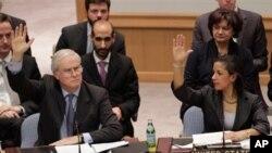 '유엔, 리비아 제재 결의 만장일치 통과'