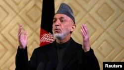 Avganistanski predsednik Hamid Karzai