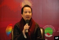 策進會文化合作委員會召集人徐莉玲
