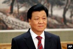 执掌中共宣传大权的刘云山